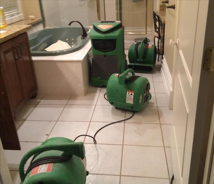How to maintain bathroom tile? After