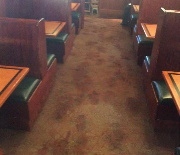 Restaurant Damaged From Flooding Before