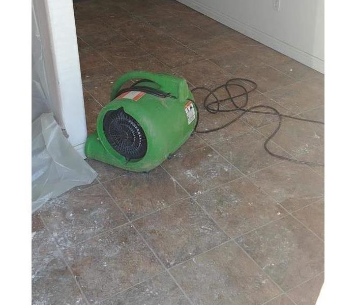 Using Air Movers