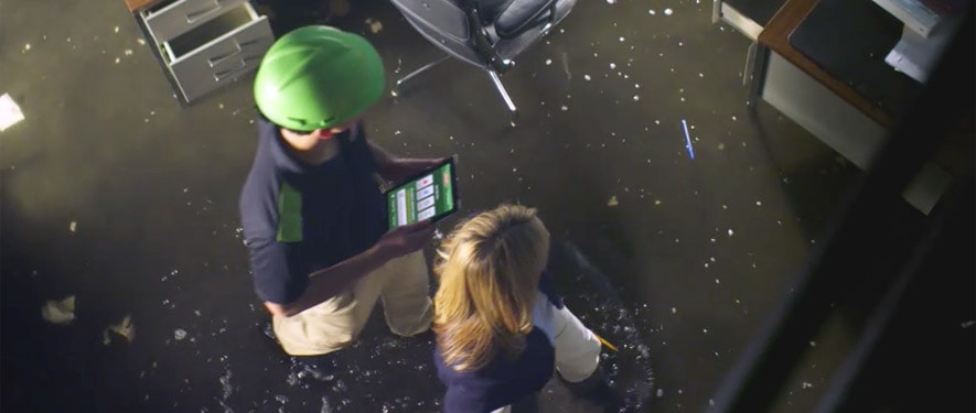 West Jordan, UT commercial water damage