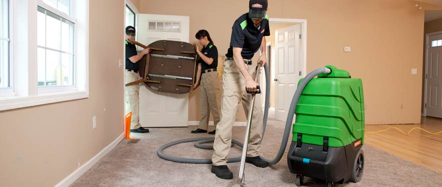 West Jordan, UT residential restoration cleaning